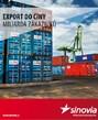 Export do Číny - miliarda zákazníků